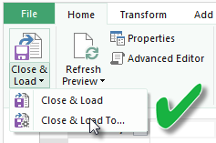 Refresh a dataset created from an Excel workbook - local