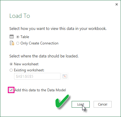 Refresh a dataset created from an Excel workbook - cloud - Power BI