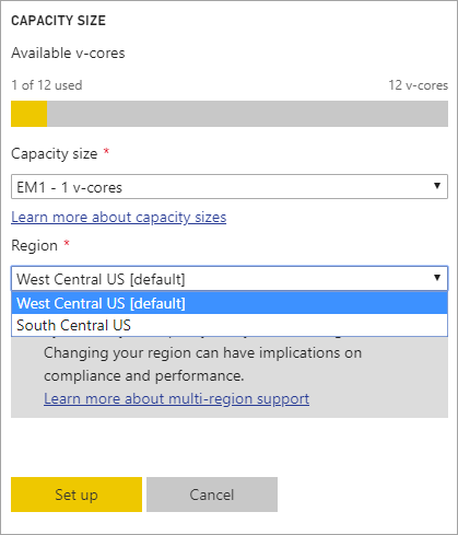 Announcing Performance Improvements for Multi Geo Premium Capacities
