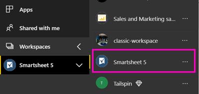 Connect to Smartsheet with Power BI - Power BI | Microsoft Docs