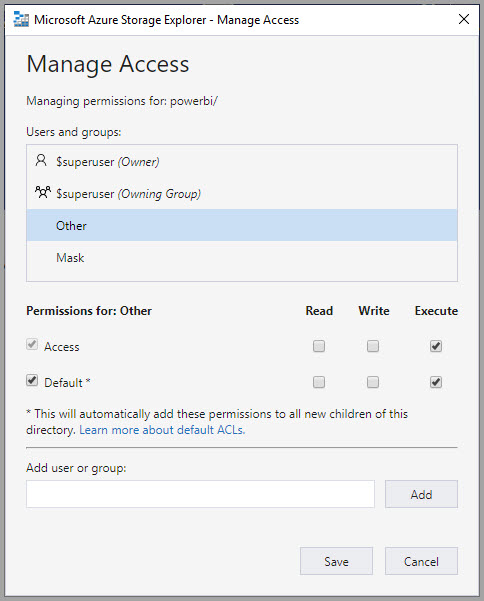 Learn how to connect Azure Data Lake Storage Gen 2 to Power
