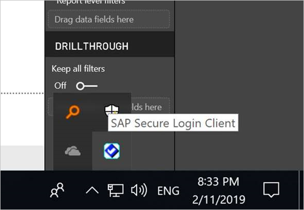 Use Kerberos for single sign-on (SSO) to on-premises data sources
