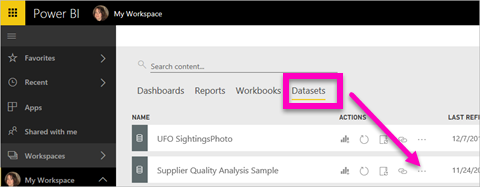 Generate data insights automatically with Power BI - Power