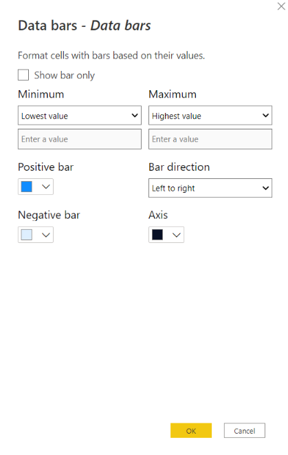 Use the matrix visual in Power BI - Power BI | Microsoft Docs