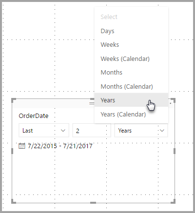 Relative Date Filters in Power BI / DAX / Power Query