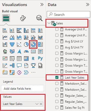 Doughnut charts in Power BI - Power BI | Microsoft Docs