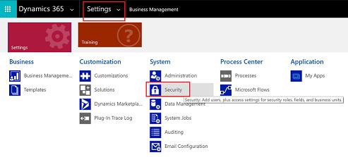 Configure environment security - Power Platform Admin center
