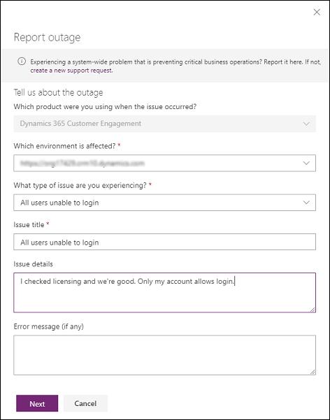 Get Help + Support - Power Platform Admin center | Microsoft Docs
