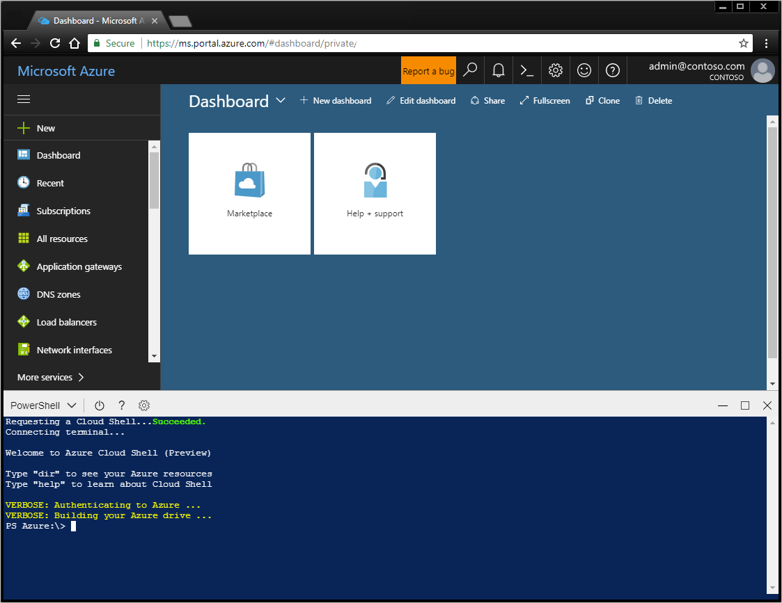 get started with azure powershell microsoft docs
