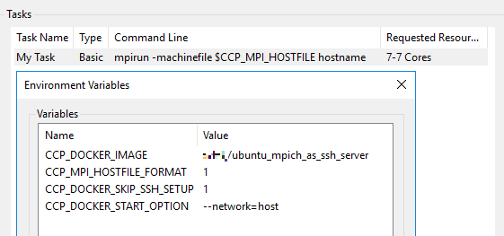 Docker Task in HPC Pack   Microsoft Docs