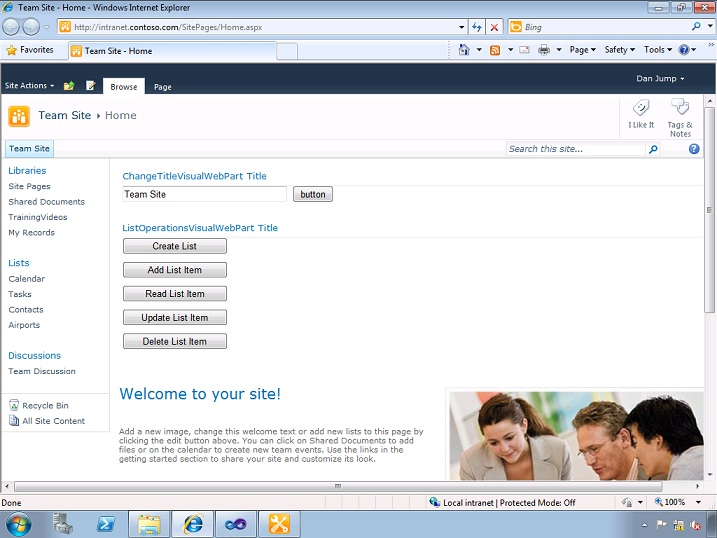 Chapter 13: SharePoint Client Object Model and jQuery (Professional