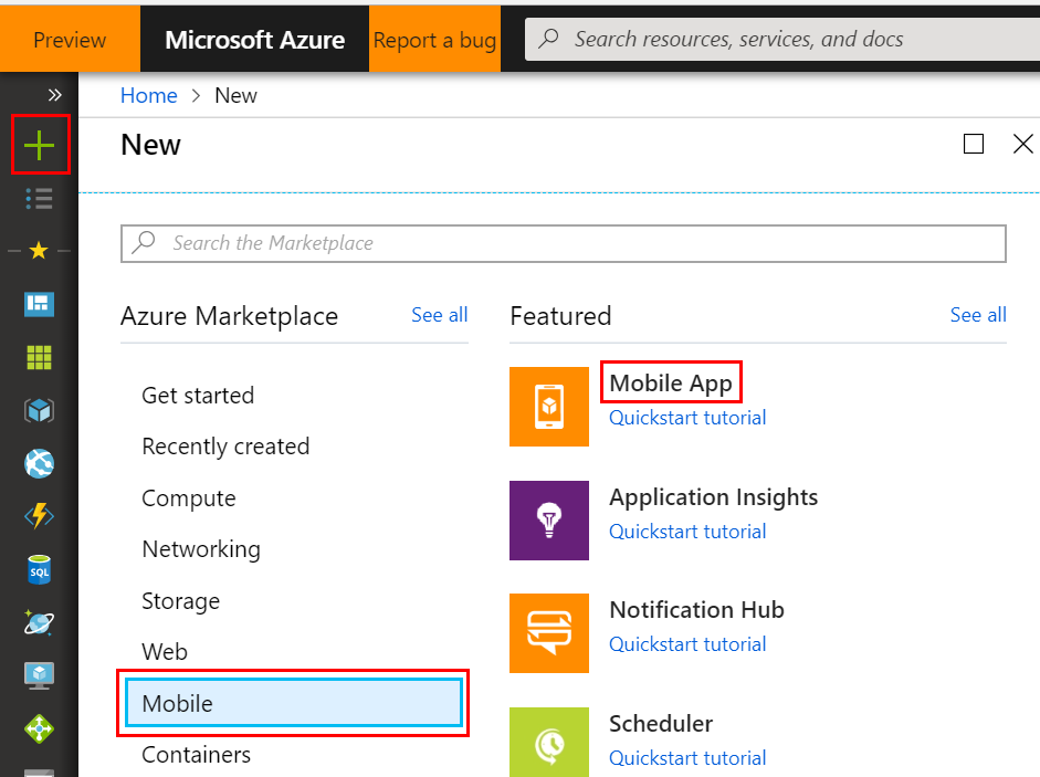 Use Azure Easy Tables and the Mobile Apps SDK with Unity   Microsoft