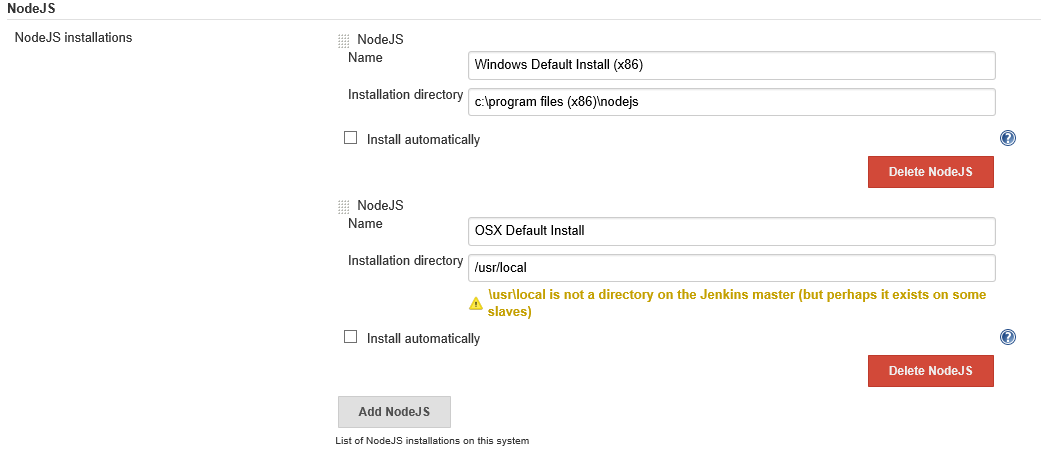 Using Jenkins with Visual Studio Tools for Apache Cordova