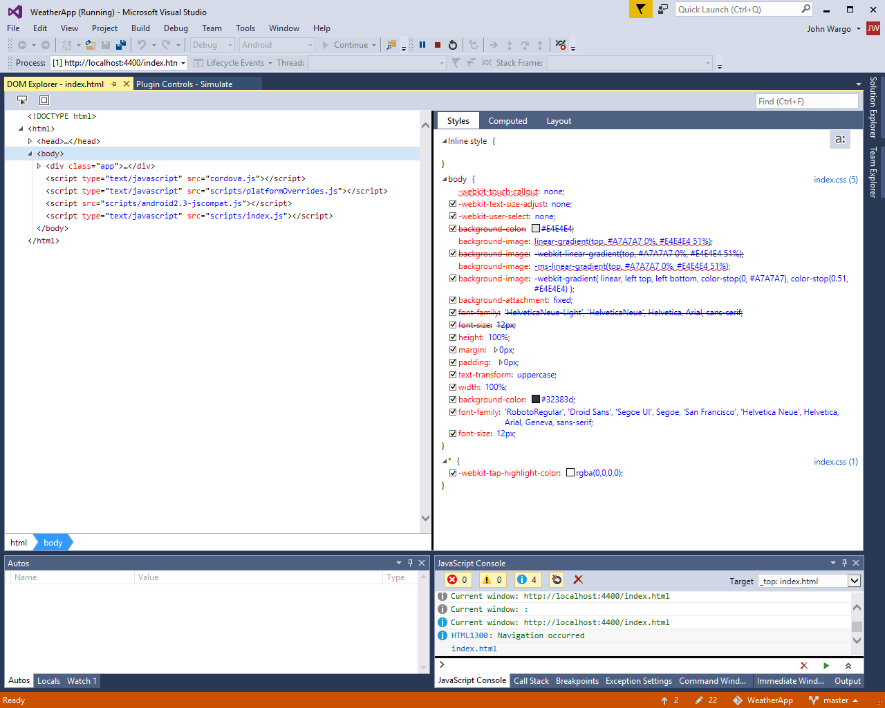 how to stop avast visual studio