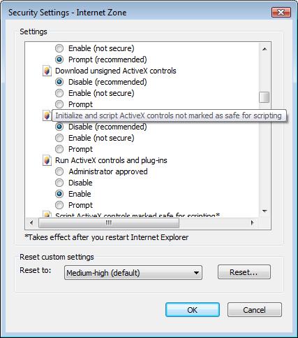 Gadgets for Windows Sidebar Security | Microsoft Docs