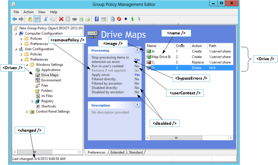 Drive Map | Microsoft Docs on disk formatting, hybrid drive, solid-state drive, external hard disk drive, browser settings,