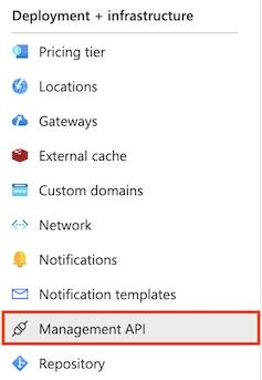 Azure API Management REST API Authentication | Microsoft Docs