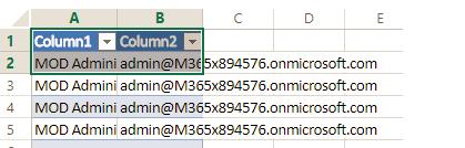 Microsoft Graph Excel Starter Sample for Angular 4 - Code