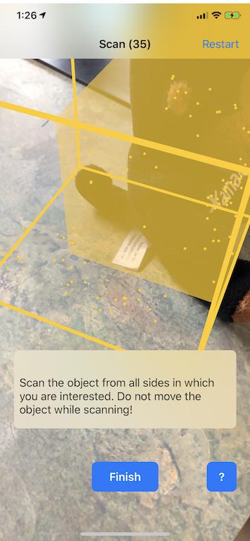 Xamarin iOS - Scanning App - Code Samples | Microsoft Docs