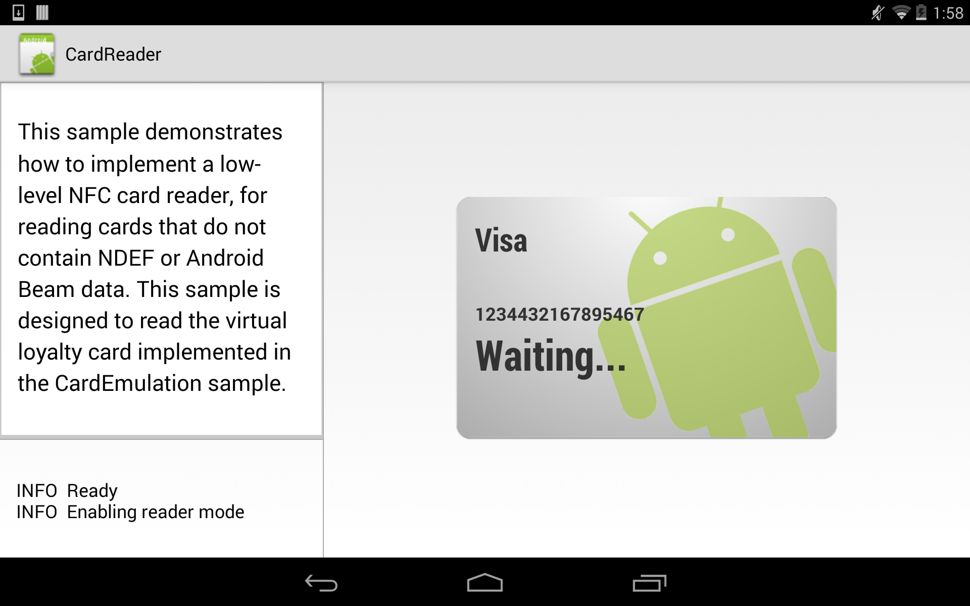 Xamarin Android - CardReader - Code Samples | Microsoft Docs