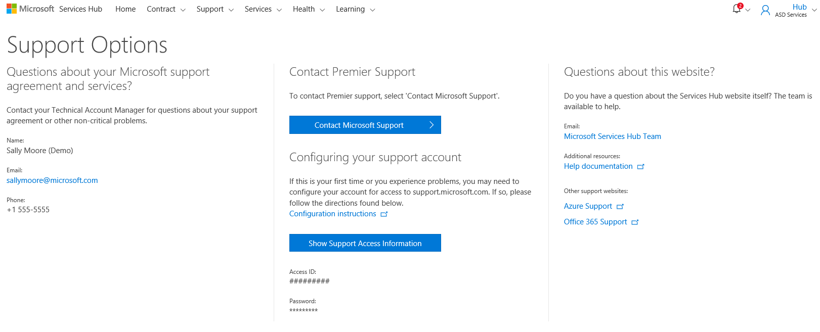 How to Contact Microsoft