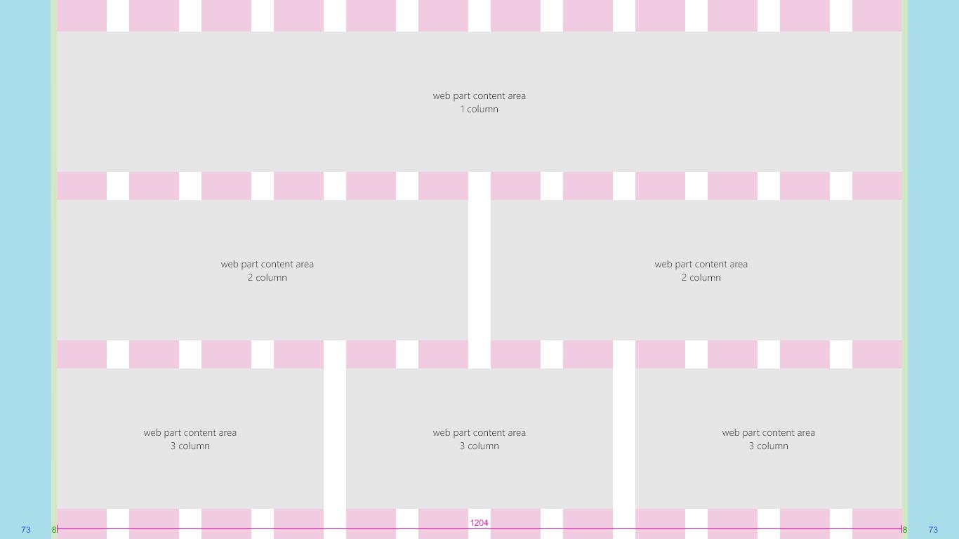 SharePoint grid and responsive design | Microsoft Docs