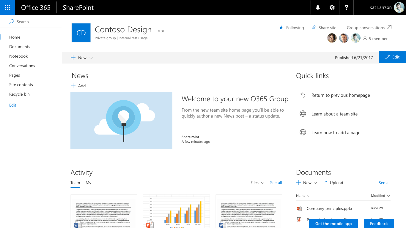 Sharepoint Grid And Responsive Design Microsoft Docs