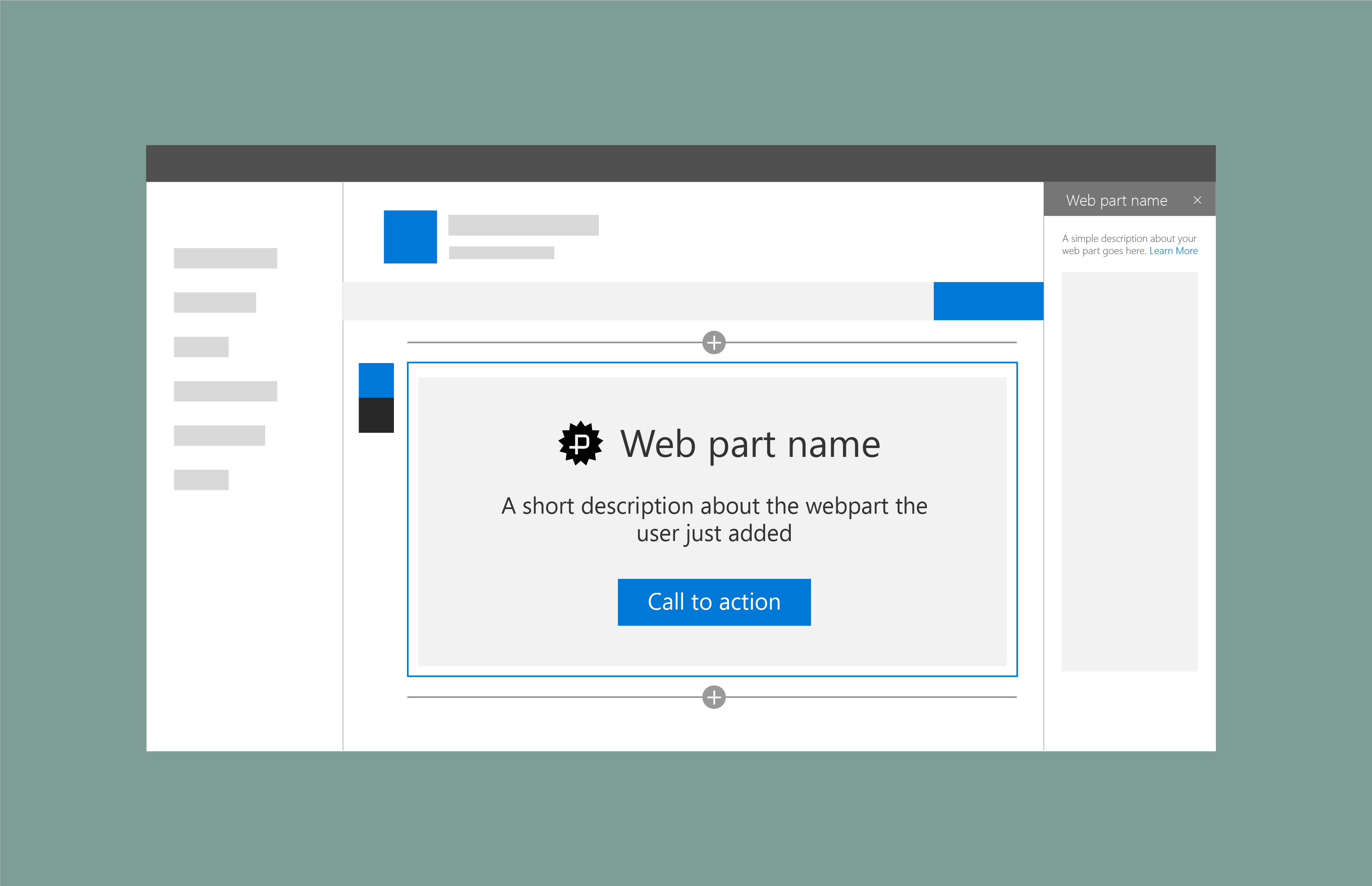 Placeholders and fallbacks in SharePoint web parts | Microsoft Docs