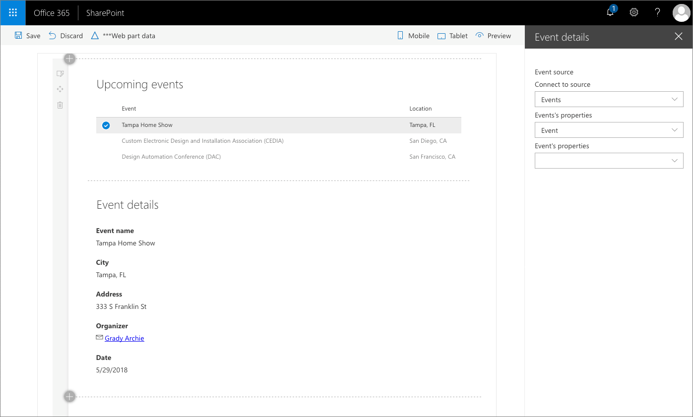 Connect Sharepoint Framework Components Using Dynamic Data Converting Truth Tables Into Boolean Expressions Electronics Forums Standard Ui For Connecting Web Parts To Sources Available On The Page