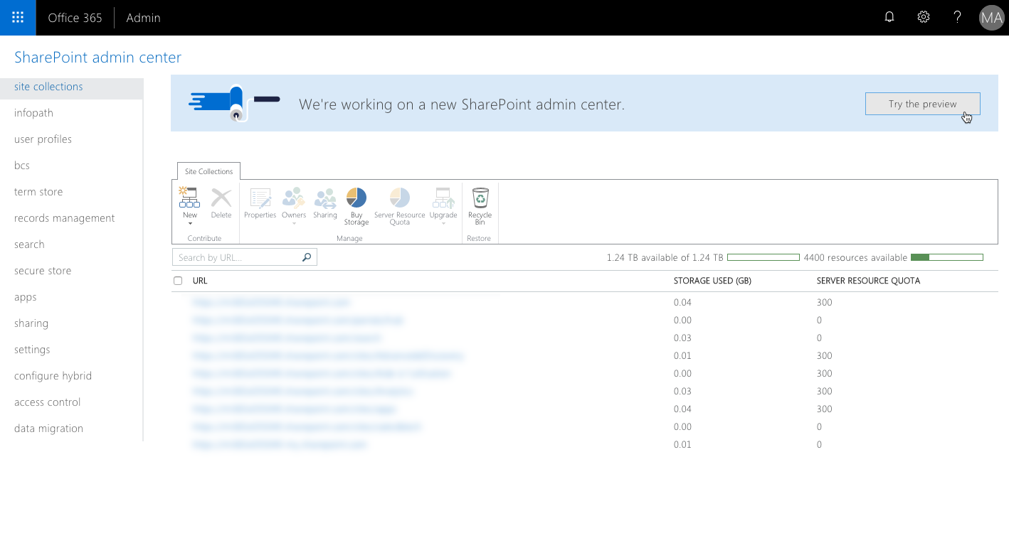 Consume the Microsoft Graph in the SharePoint Framework