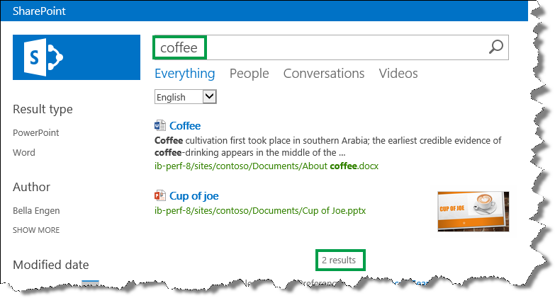 Create and import a thesaurus in SharePoint Server