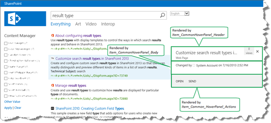 sharepoint 2013 search results display templates - Gecce.tackletarts.co