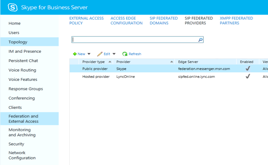 Deploy Skype Connectivity in Skype for Business Server | Microsoft Docs
