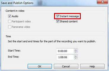 How to troubleshoot recording online meetings in Skype for
