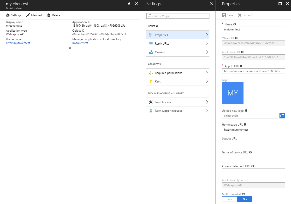 Connecting using Azure Active Directory authentication - SQL