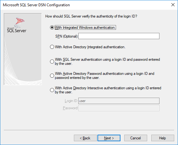 Using Azure Active Directory with the ODBC Driver - SQL Server