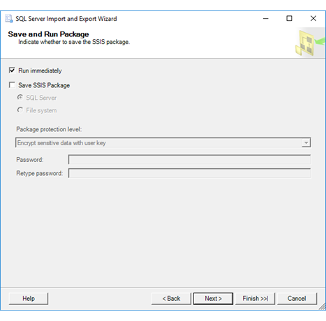 save pdf in sql server