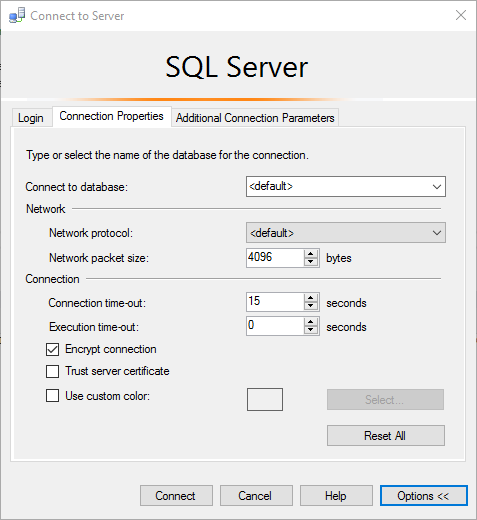 Encrypting Connections to SQL Server on Linux - SQL Server