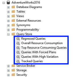 Monitoring Performance By Using the Query Store - SQL Server