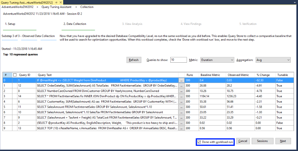 Update date in sql server query rollback last 30 days