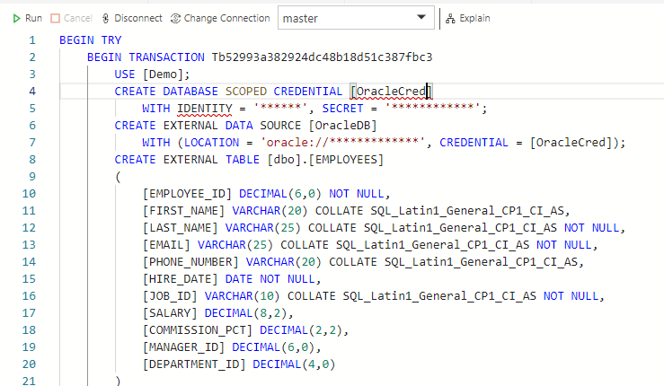 Virtualize external data in SQL Server 2019 CTP 2 0 - SQL