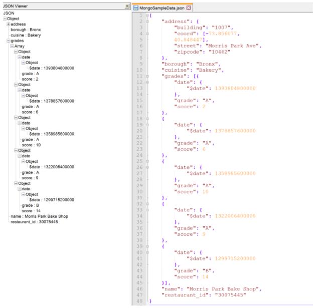 Configure PolyBase to access external data in MongoDB - SQL