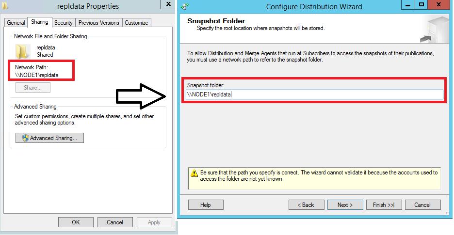 Tutorial: Prepare SQL Server for replication (publisher
