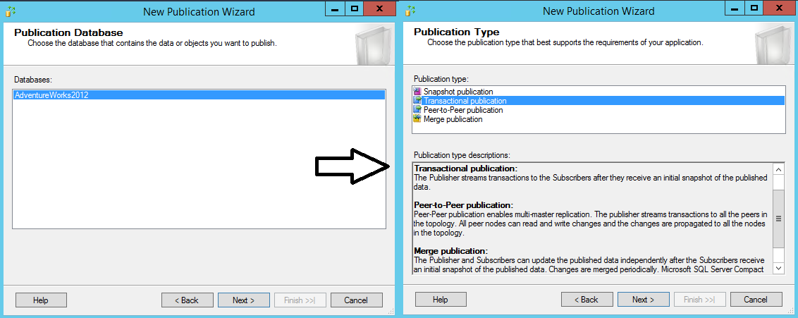 Tutorial: Configure replication between two fully connected
