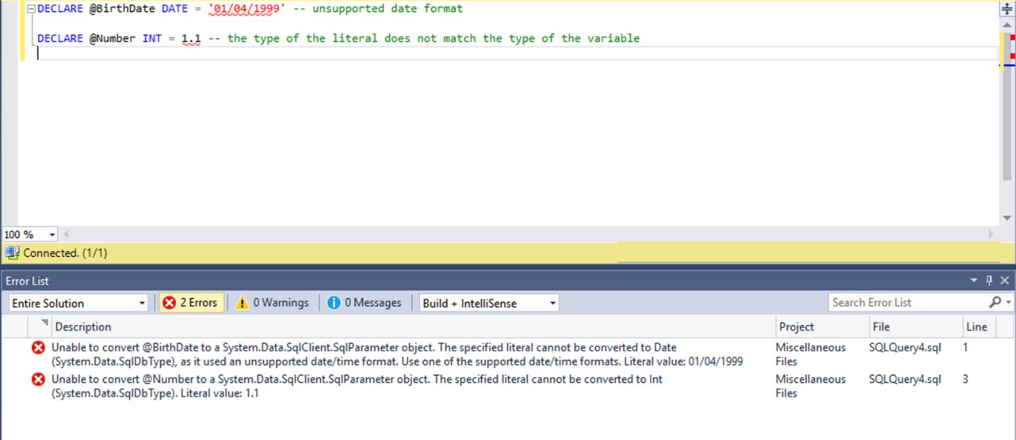 Configure Always Encrypted using SQL Server Management