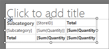 Tutorial: Add a Parameter to Your Report (Report Builder) - SQL