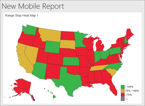 Maps In Reporting Services Mobile Reports Microsoft Docs - Ssrs us map