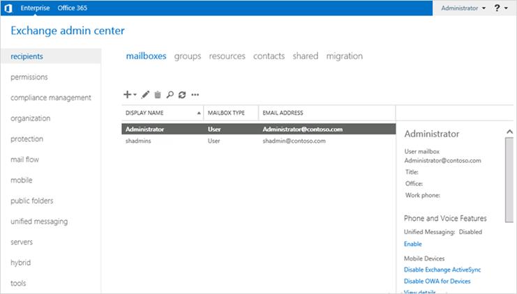 Create a device account using UI (Surface Hub) | Microsoft Docs