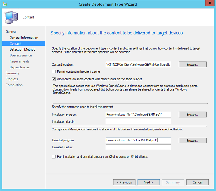 Use System Center Configuration Manager to manage devices with SEMM