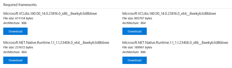Deploy Surface app with Microsoft Store for Business or Microsoft